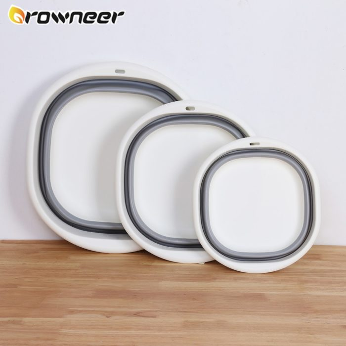 Lightweight Collapsible Wash Basin