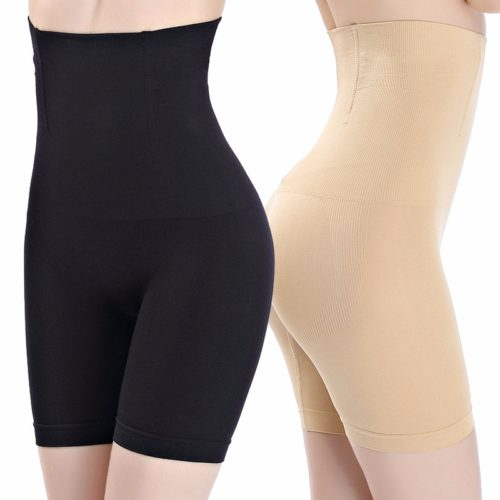 High Waist Shaper Shorts Womens Shapewear