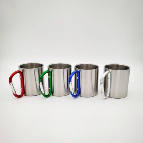 Stainless Steel Metal Camping Mug