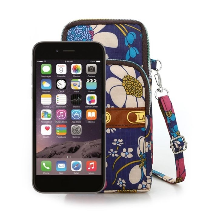 Phone Wallet Pouch with Sling