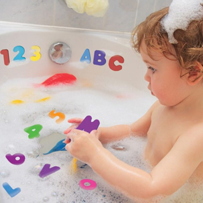 Foam Bathtub Alphabet Letters (36pcs)