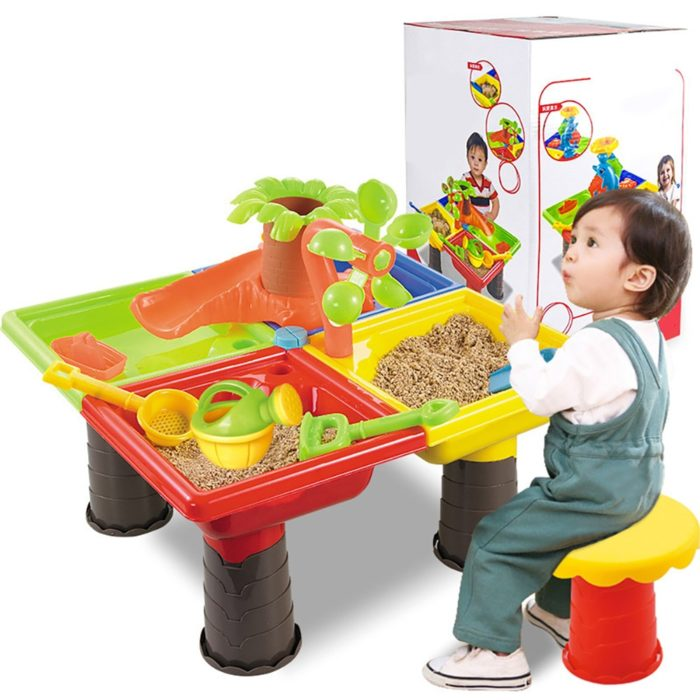Multi-Purpose Water and Sand Table