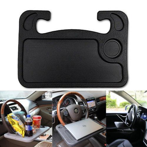 Steering Wheel Tray Portable Car Desk