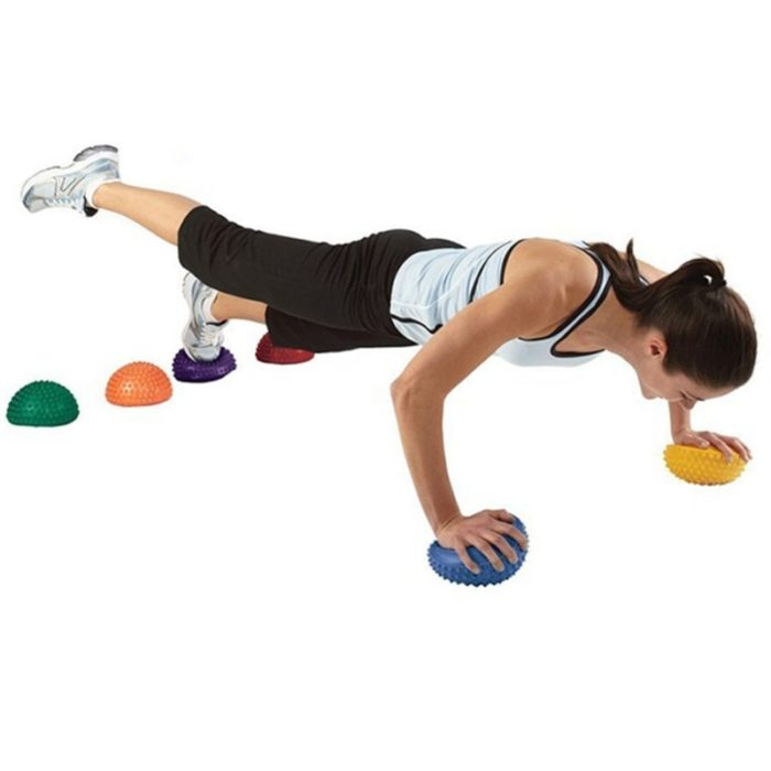 Balancing Half Ball Yoga Exercise Tool
