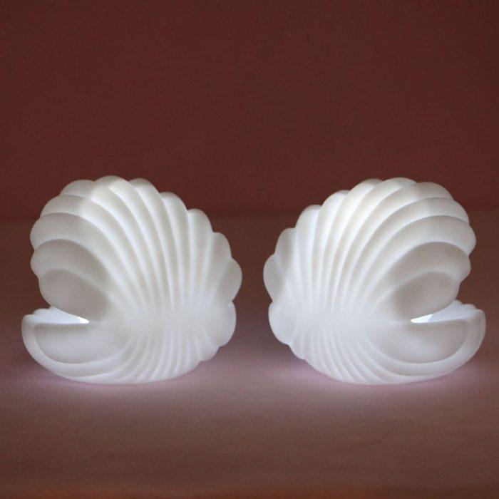 Mini Clam Light Night Lamp