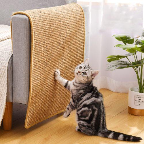 Cat Scratcher Rug Sisal Mat