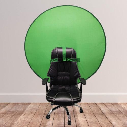 Folding Green Screen Portable Backdrop