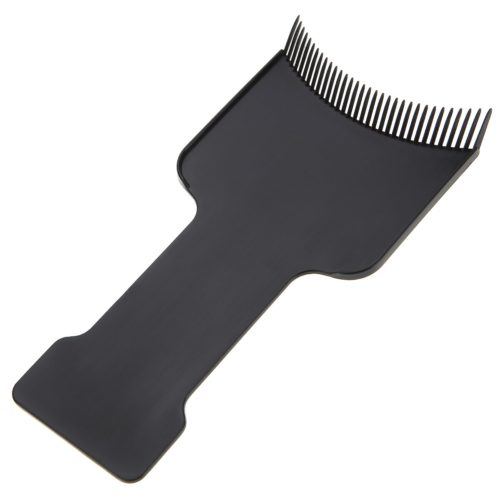 Plastic Curved Hair Dyeing Comb
