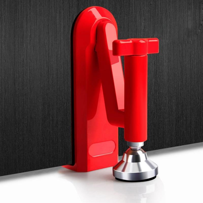 1pc Door Lock Portable Locks Self-Defense Door Stop Travel Travel Accommodation Door Stopper Door Lock Security Device