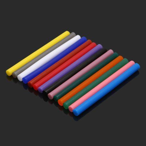 Hot Melt Colored Glue Sticks (14pcs)