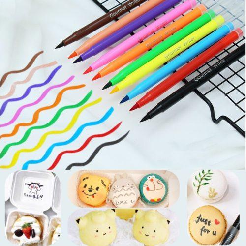 Edible Food Marker Coloring Pen
