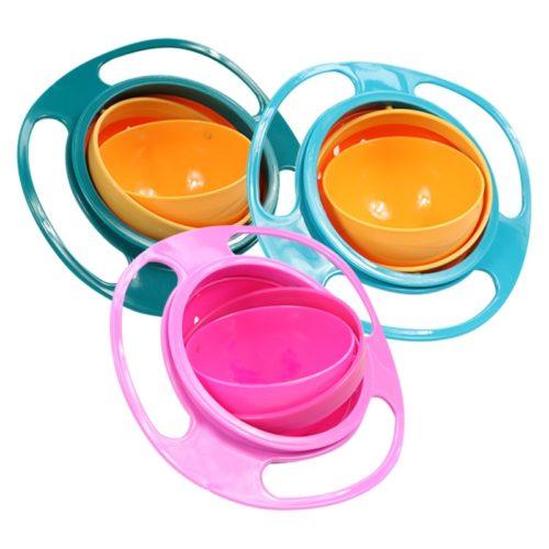 Anti-Spill Bowl Baby Balance Dish