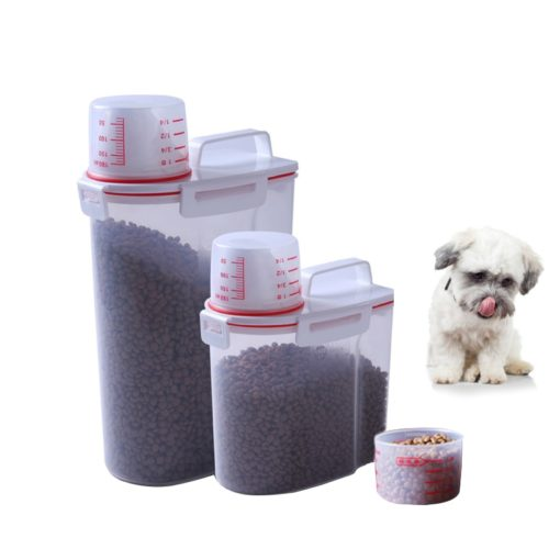 Airtight Dog Food Storage Container
