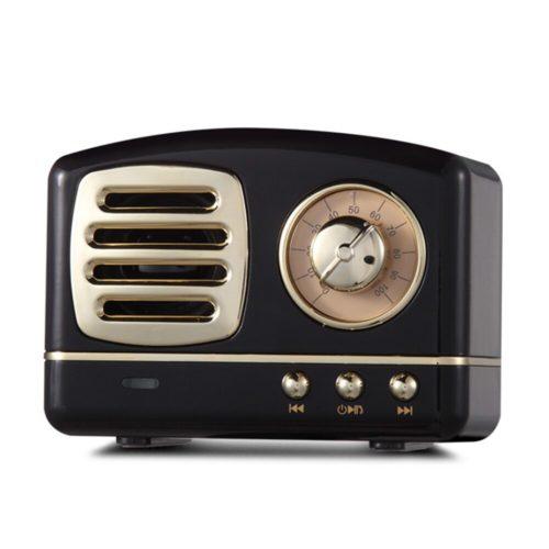 Retro Radio Bluetooth Speaker Device