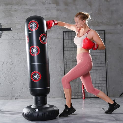 Inflatable Boxing Bag Trainer