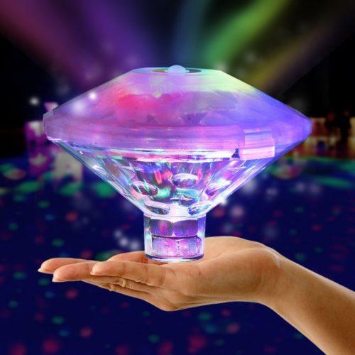 Pool Disco Light Floating Waterproof LED