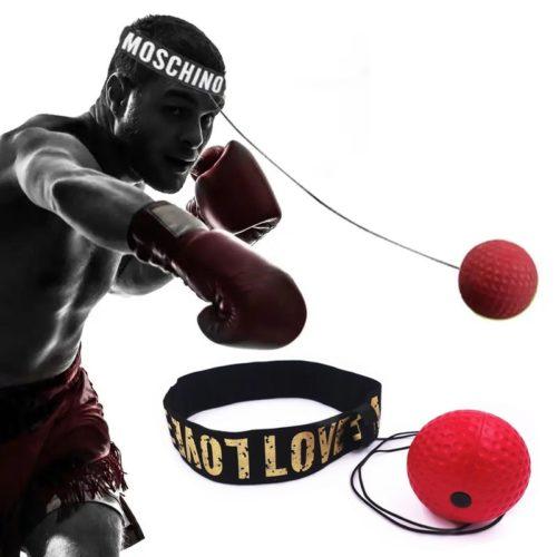 Punching Ball Headband Speed Ball