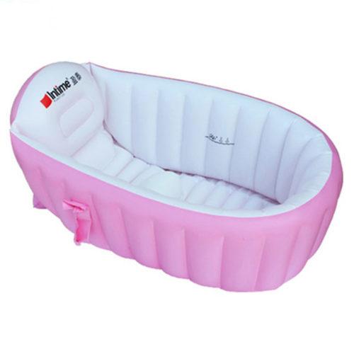 Inflatable Baby Tub Portable Bath