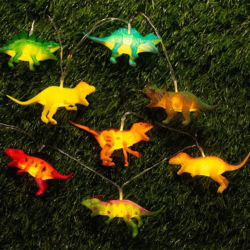 10-LED Dinosaur Fairy Lights