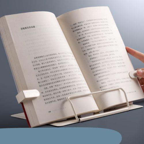 Textbook Stand Metal Book Holder