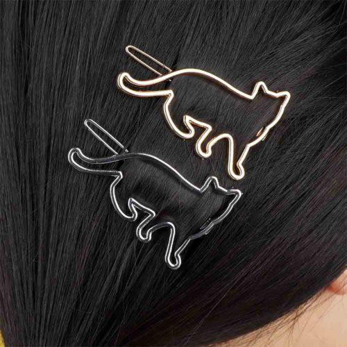 Cat Hair Clip Fashion Hair Accessory