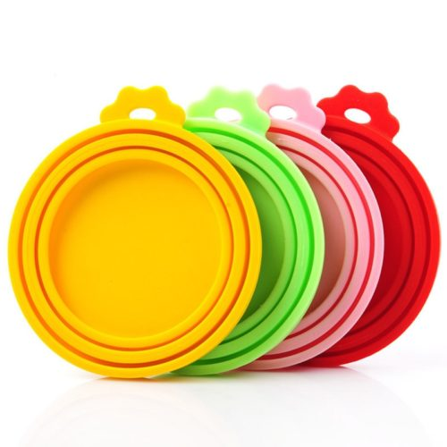 Silicone Reusable Canned Food Cover