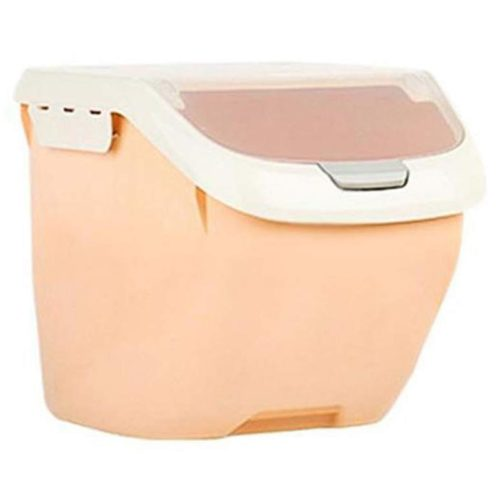 Wheeled 10 KG Rice Storage Container