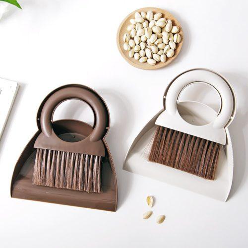 Small Broom and Dustpan Set