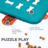 Interactive Puzzle Dog Feeder