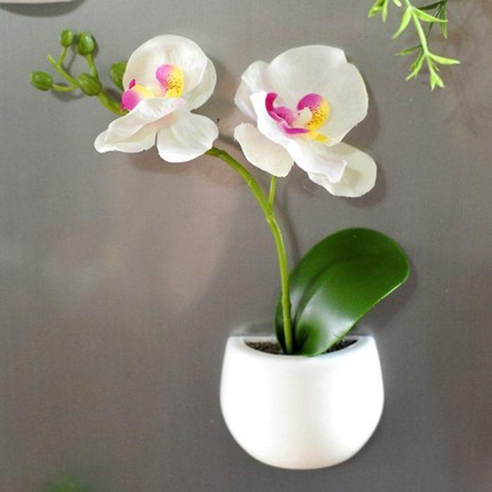 Potted Plant Fridge Magnets