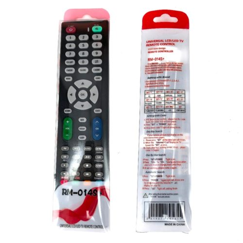 Universal Remote Control for LCD/LED TV