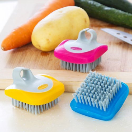 Vegetable Cleaning Brush Kitchen Tool
