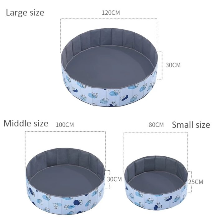 Foldable Playpen Baby Ball Pit