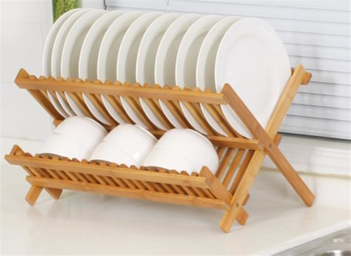 Collapsible Dish Drying Rack
