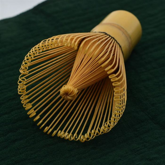 Bamboo Matcha Whisk Powder Mixer