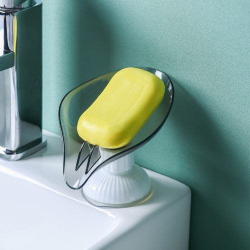 Self Drain Soap Dish Holder
