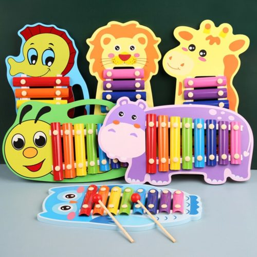 Wooden Xylophone Toy for Kids