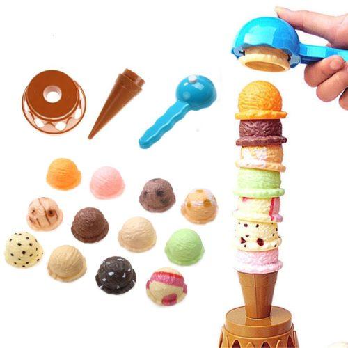 Ice Cream Scoop Toy Set (15pcs)
