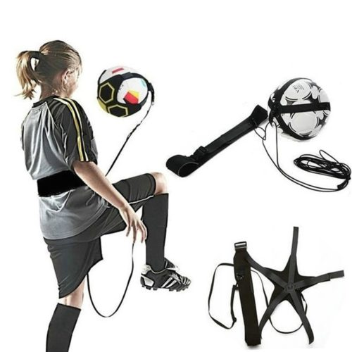 Elastic Football Kick Trainer Strap