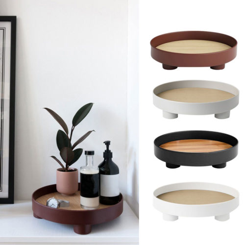 Footed Tray Display Platter