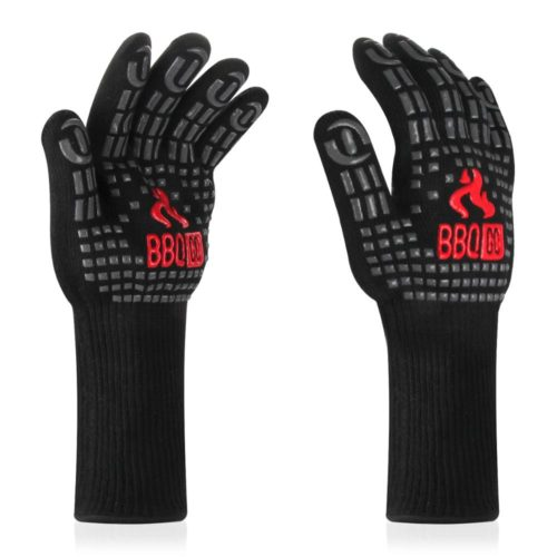 Barbecue Gloves Grilling Mitts