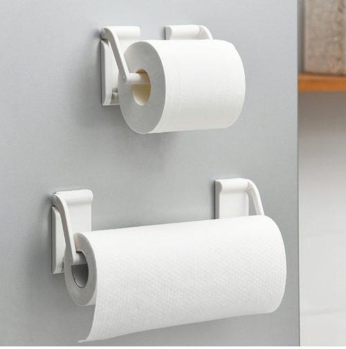 Adjustable Magnetic Paper Towel Holder