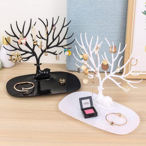 Deer Antler Jewelry Holder Tray