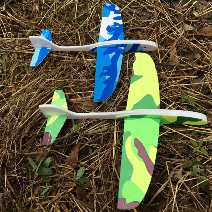 Slingshot Foam Airplane Glider