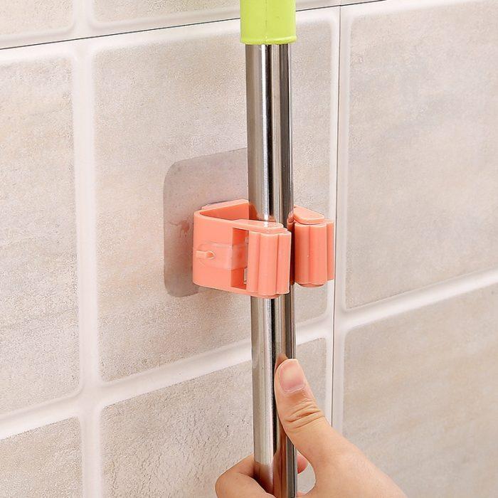 Mop Holder Wall Mount Sticker Hook