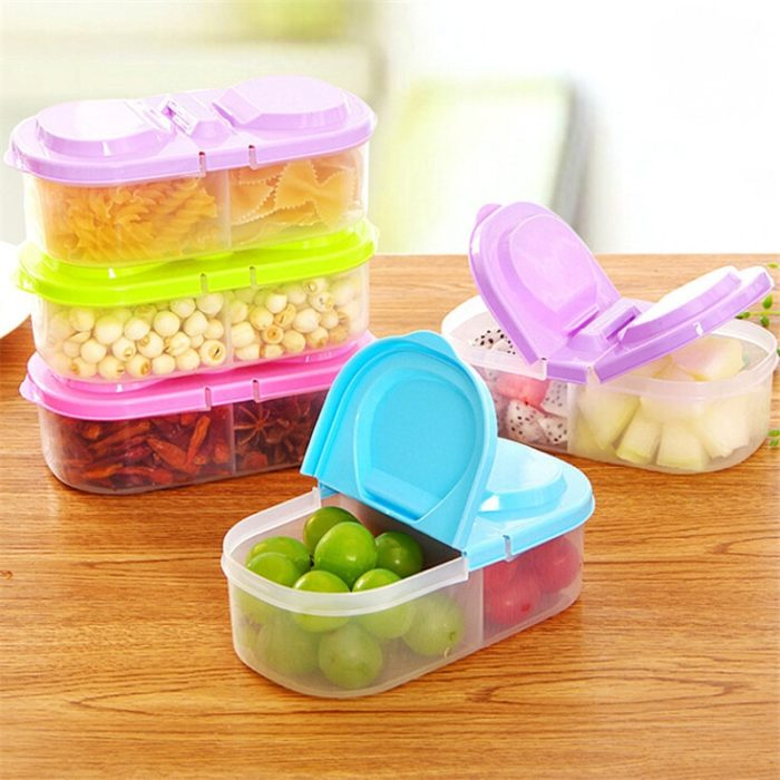 Plastic Small Food Container