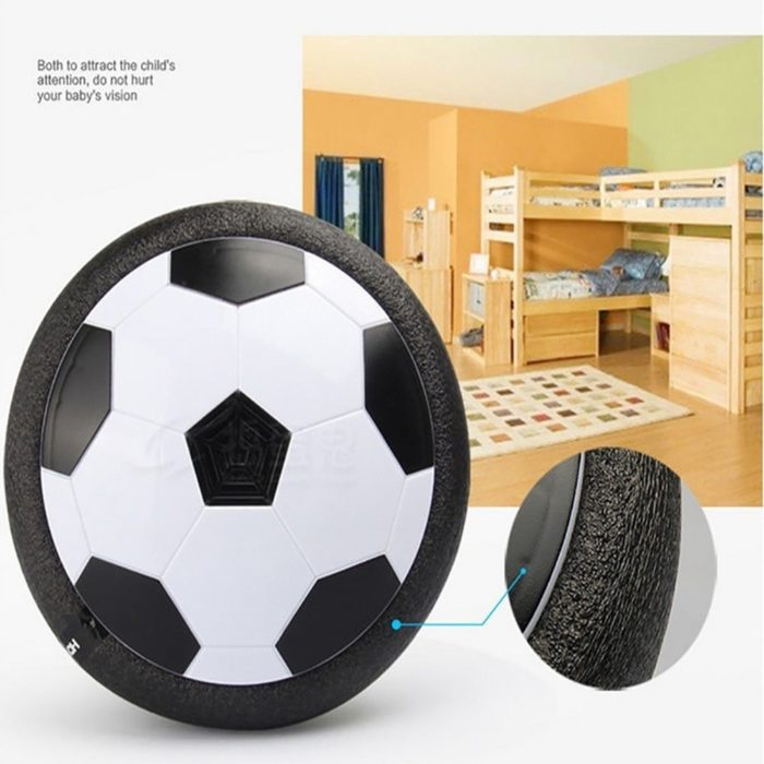 Battery-Powered LED Hovering Football