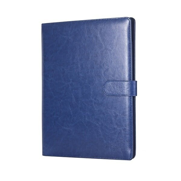PU Leather A4 Notepad Portfolio