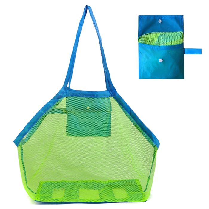 Beach Bag For Toys Foldable Tote Bag
