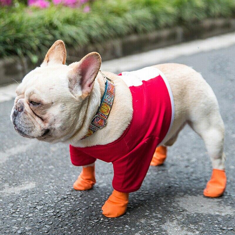 Pet Dog Shoes Waterproof Balloon Rubber Rain Boots Footwear cat Socks For puppy Chihuahua botas buty dla psa botas para perro